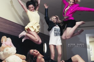 Maite Nieto After party Editorial