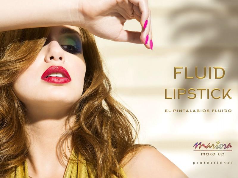 Martora Makeup Fluid Lipstick